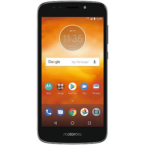 "Motorola Moto E5 Play 5.3"" 16GB XT1920-19 Unlocked GSM Smartphone"