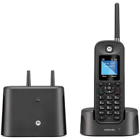 Motorola O211 Digital Cordless Telephone w/Digital Answering Machine