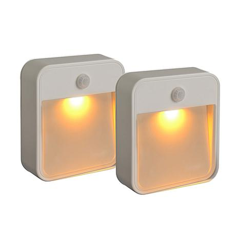 Mr. Beams 2-pack Wireless LED Anywhere Amber Lights