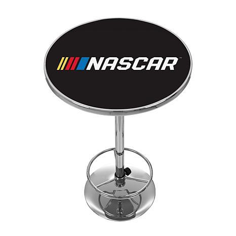 NASCAR Chrome Pub Table