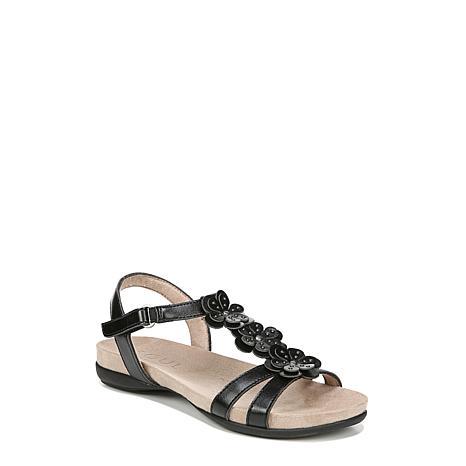 Naturalizer Alivia Floral T-Strap Sandal