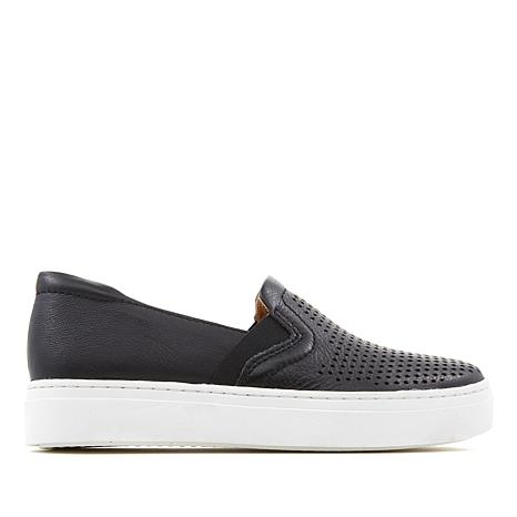 Naturalizer Carly Leather Slip-On Sneaker