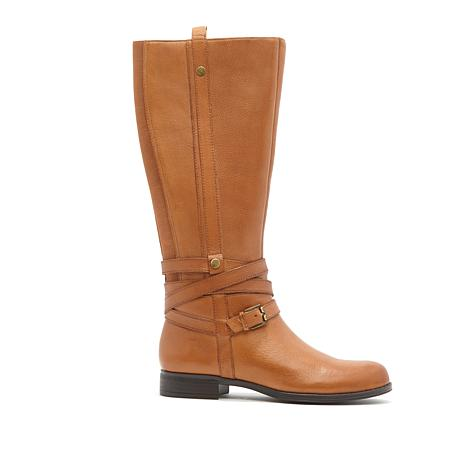 Naturalizer Jango Leather Riding Boot