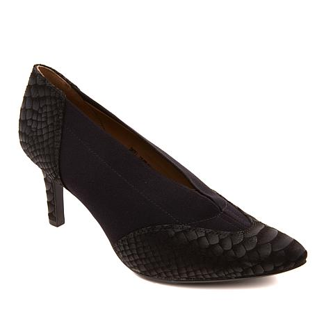 Naturalizer Nicole Leather Pointed Toe Pump