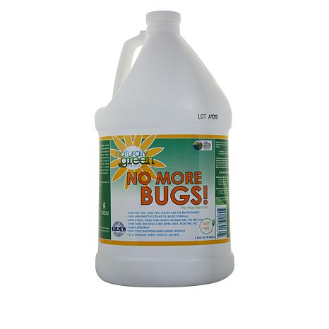 Naturally Green No More Bugs! Gallon Bottle