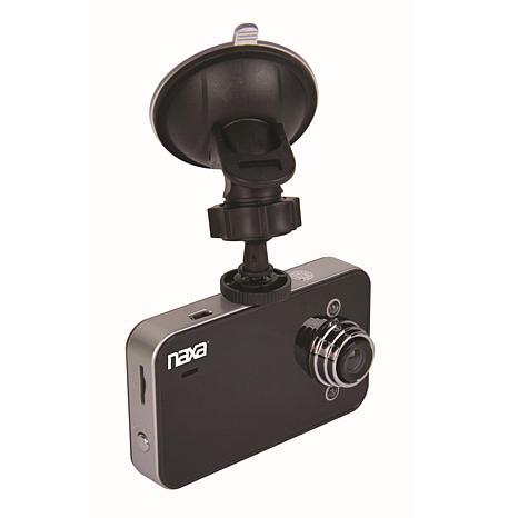Naxa 140 Degree HD Car Dash Cam