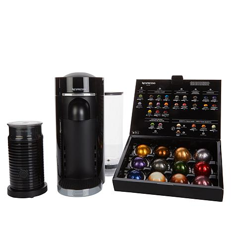 Nespresso VertuoPlus Deluxe Coffee Machine by De'Longhi with Voucher - 9642347 | HSN