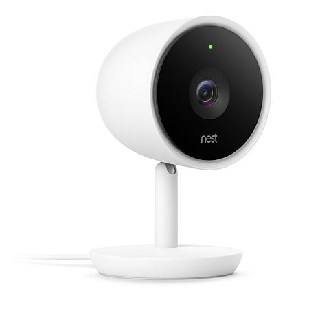 Nest Cam IQ 1080p Security Camera with Two-Way Talk