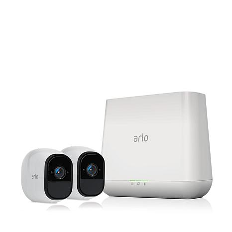 NETGEAR Arlo Pro Wire-Free 2-Camera HD Security System