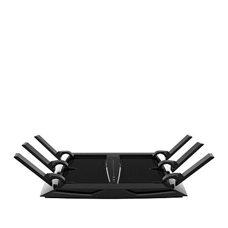NETGEAR Nighthawk X6 AC3200 Smart 3-Band Wi-Fi Router
