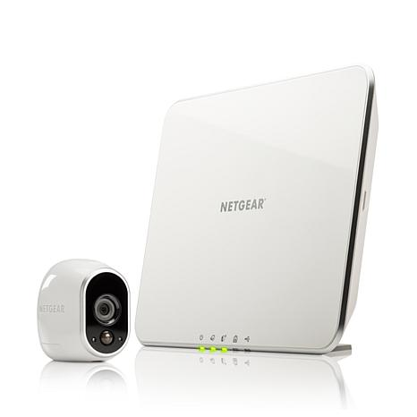 NETGEAR Wire-Free Camera HD Video Security System