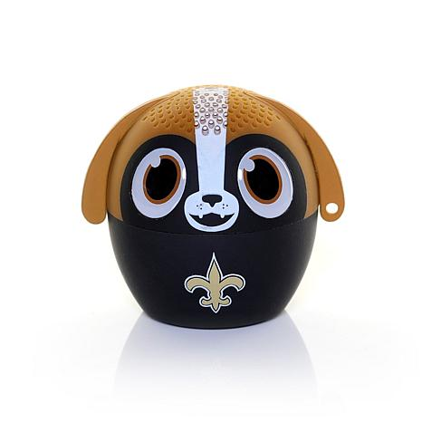 NFL Bitty Boomers Bluetooth Speaker - New Orleans Saints