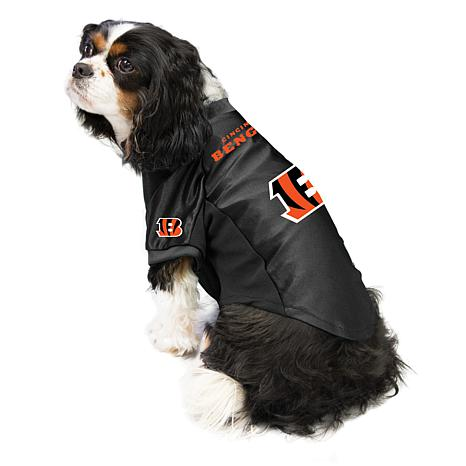 47898a00 new! NFL Cincinnati Bengals Small Pet Stretch Jersey