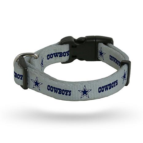 NFL Large Pet Collar - Cowboys