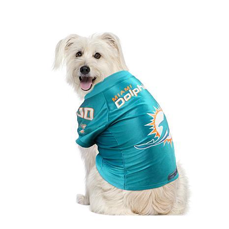 cheap for discount 5564d d29de NFL Miami Dolphins Large Pet Premium Jersey