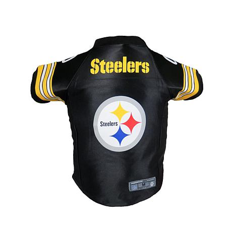 pretty nice b53c5 723b2 new! NFL Pittsburgh Steelers XL Pet Premium Jersey