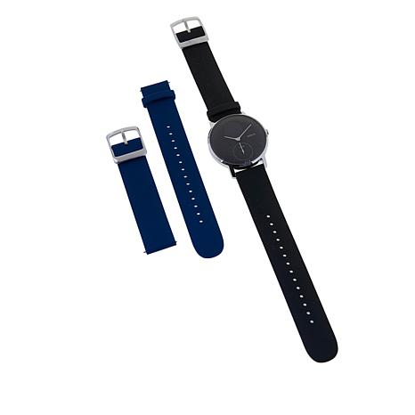 Nokia Steel HR 36mm Smartwatch with Heart Rate Tracking and Extra Band