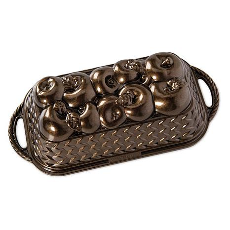Nordic Ware Apple Basket Loaf Pan