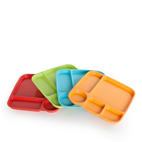 Nordic Ware Microwave Picnic Trays and Bowls