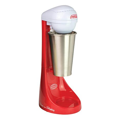 Nostalgia Coca-Cola Limited Edition 2-Speed Milkshake Maker