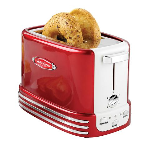 Nostalgia Retro Series 2-Slice Toaster