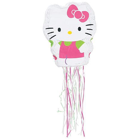 """Notions Marketing Pull Pinata - Hello Kitty 22"""" x 17"""""""