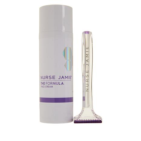 Nurse Jamie Beauty Stamp & FormuL.A. Face Cream Set