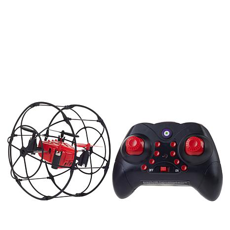 Odyssey Toys Turbo Runner Roll-Cage Quadcopter
