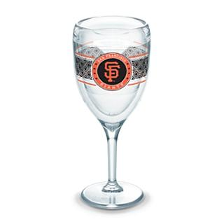 Officially Licensed MLB San Francisco Giants Select 9 oz. Wine Glass