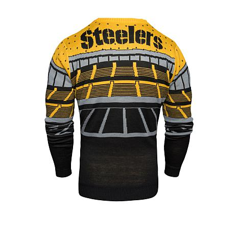 Officially Licensed NFL 2018 Bluetooth Light-Up Sweater by Team Beans -  Steelers - 8714176  60a3e45d3