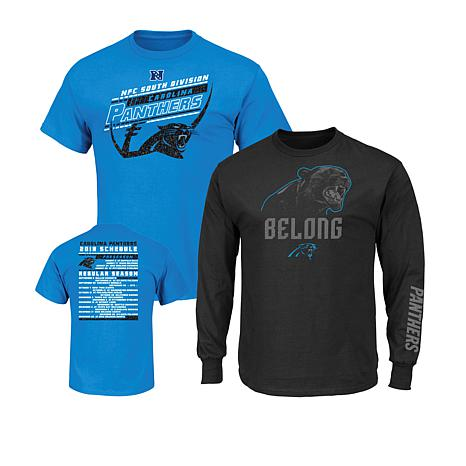 Officially Licensed NFL 3-in-1 T-Shirt Combo By Fanatics - 10078461 ... 8217bcea8