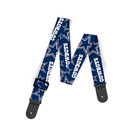 Officially Licensed NFL Adjustable Guitar Strap