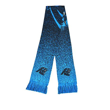 Officially Licensed NFL Big Logo Scarf by Team Beans - Panthers - 8714855  32e701561