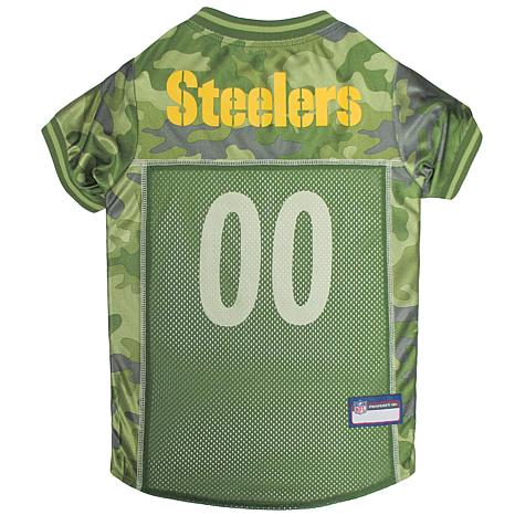 finest selection 1818e 8dc17 new! Officially Licensed NFL Camo Jersey - Pittsburgh Steelers