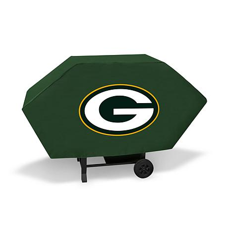 Officially Licensed NFL Executive Grill Cover Packers