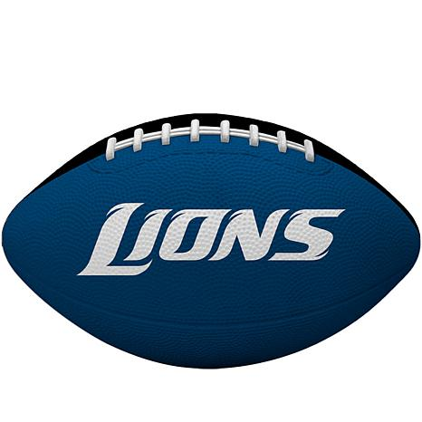 Officially Licensed NFL Gridiron Junior Football by Rawlings  Lions  7805115  HSN