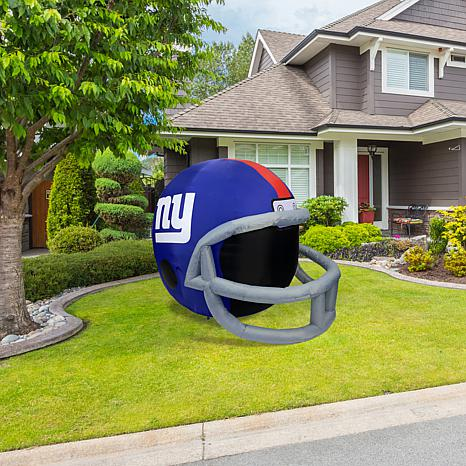 Officially Licensed NFL Inflatable Lawn Helmet by Odash Inc.