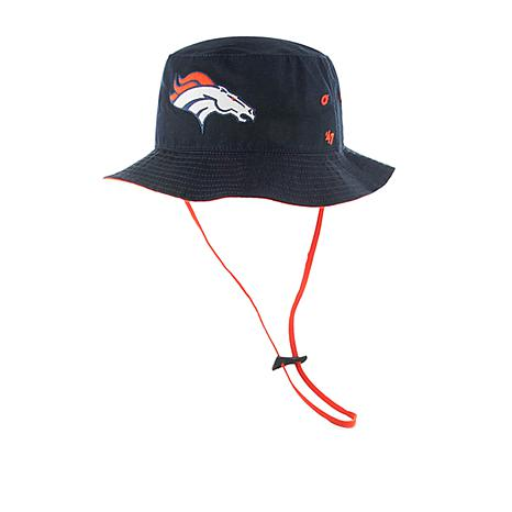 Officially Licensed NFL Kirby Bucket Hat by  47 Brand - Broncos ... 7a4db6ac8ce
