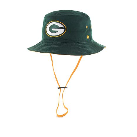 Officially Licensed NFL Kirby Bucket Hat by  47 Brand - Packers ... 8eb42d72b14