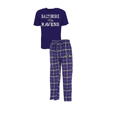 Officially Licensed NFL Men's Duo Sleep Set by Concept Sports