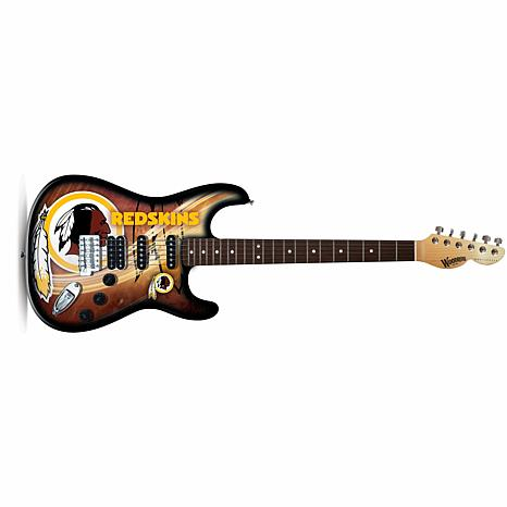 Officially Licensed NFL Northender Electric Guitar