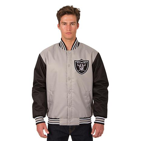 Officially Licensed NFL Poly-Twill Jacket by JH Designs