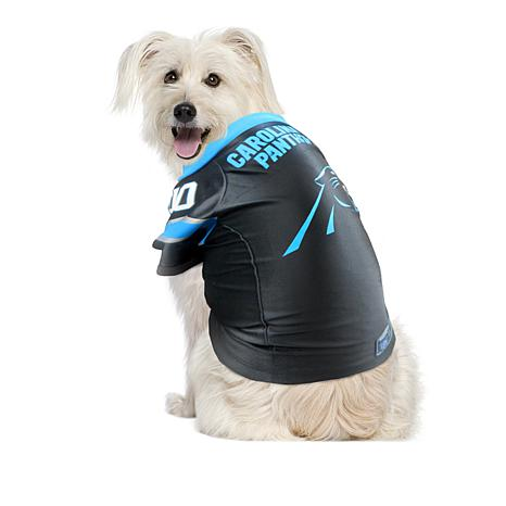 brand new f7c3d f99c9 Officially Licensed NFL Premium Mesh Pet Jersey - Panthers
