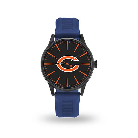 "Officially Licensed NFL Sparo Team Logo ""Cheer"" Strap Watch - Bears"