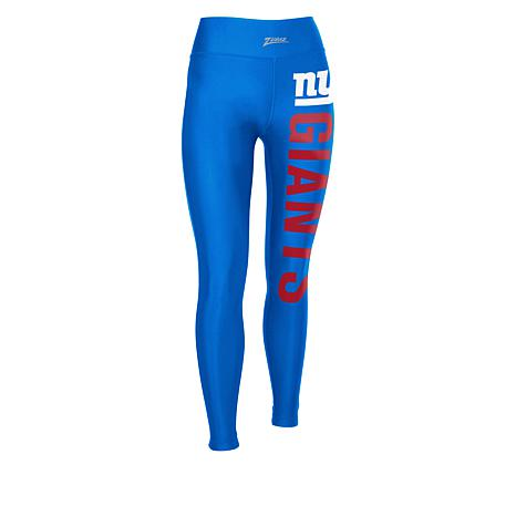 Officially Licensed NFL Women's Solid Legging by Zubaz