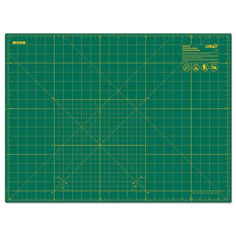 Olfa Gridded Cutting Mat 18x24 5695689 Hsn