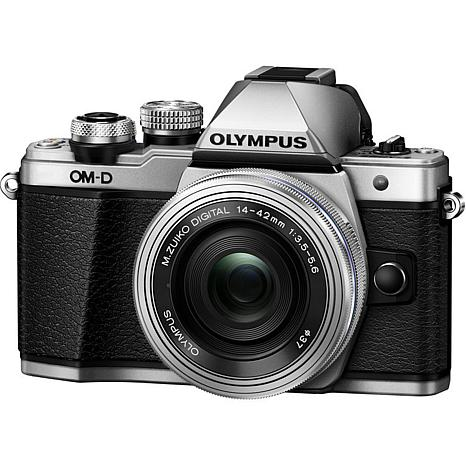 Olympus OM-D E-M10 Mark II Mirrorless Camera with