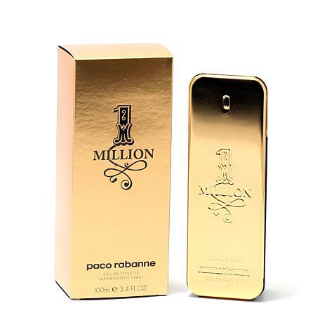 One Million Men By Paco Rabanne 3.4 oz. Eau De Toilette Spray