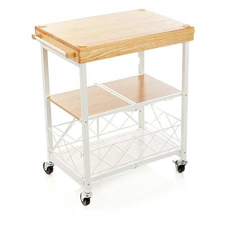Origami Entertaining Cart 8495590 Hsn