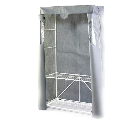 Origami Folding Steel Closet With Cover 8555041 Hsn